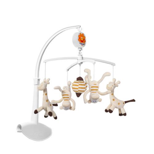 1367 Glazbene mobilne žirafe i majmuni