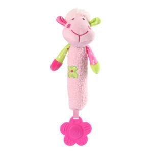996 BabyOno velur zvučna igračka ovčica