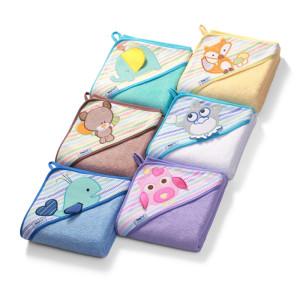 BabyOno dječji ručnik od frotiranog pamuka 76x76 141