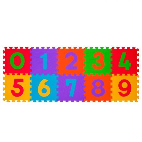 274 Spužvaste puzle 10 kom