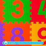 274 Spužvaste puzle 10 kom c