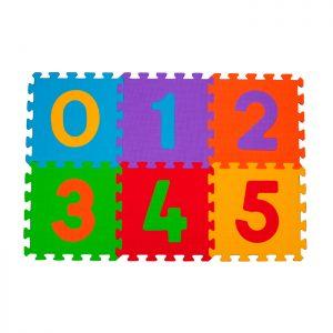 275 BabyOno spužvaste puzle 6 kom
