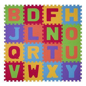 280 BabyOno puzle ABC 16 komada
