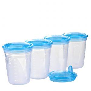 1028 BabyOno spremnik za mlijeko (4 komada)