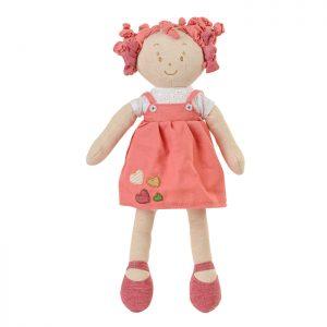 1254-1 BabyOno plišana igračka Lilly Doll a
