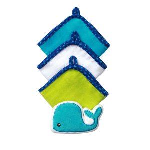 143 BabyOno set krpica za kupanje kit