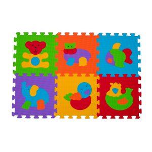 277 BabyOno puzle sa životinjama 6 kom