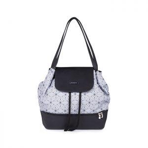 1501-02 BabyOno torba za mamu UPTOWN cvjetovi