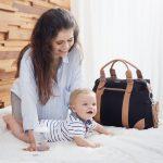 1505-01 BabyOno torba za mamu ICONIC slika 08