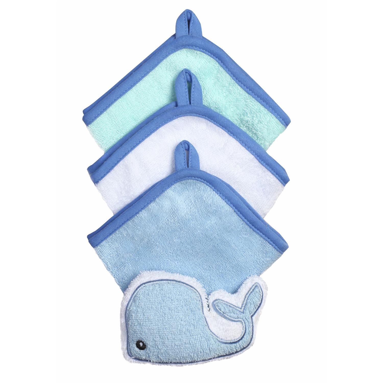 149a Trljačica, set od 3 komada plavi kit