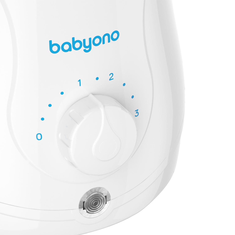 BabyonoBabyOno Električni grijač hrane i sterilizator Natural Nursing -  Babyono